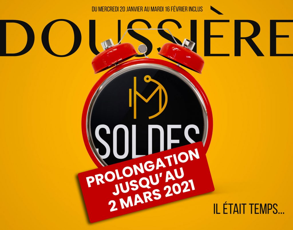 Read more about the article SOLDES D'HIVER